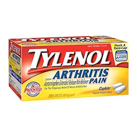 tylenol-arthritis-pain