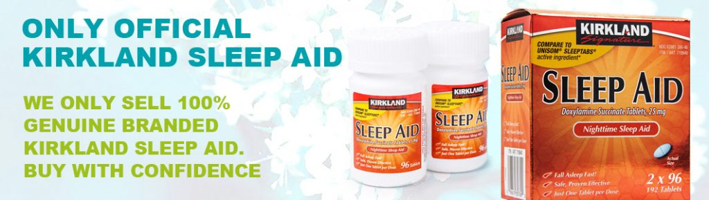 Official Kirkland Sleep Aid